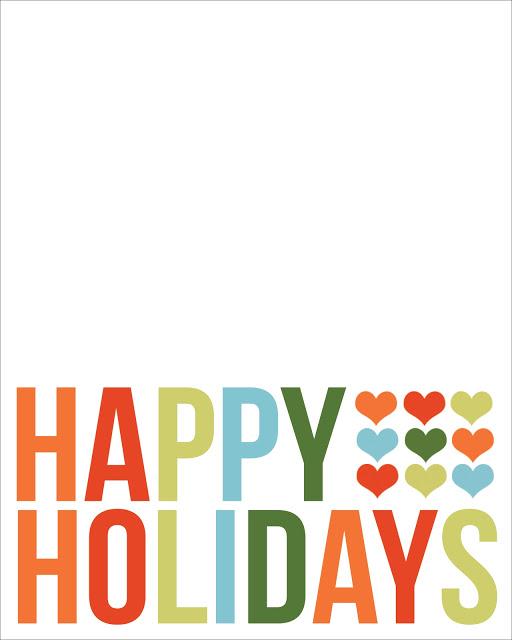 12 Days of Christmas: Christmas Printables Roundup
