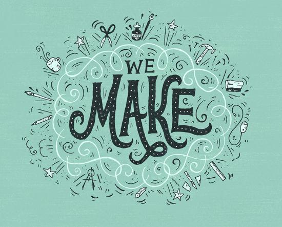 We Make Desktop by Mary Kate McDevitt