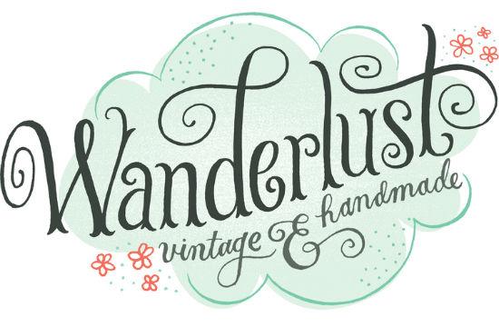Wanderlust Logo by Mary Kate McDevitt