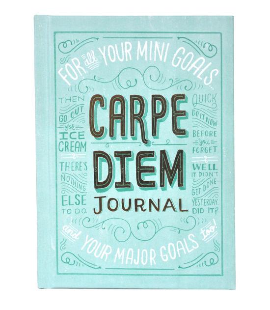 Carpe Diem Journal by Mary Kate McDevitt