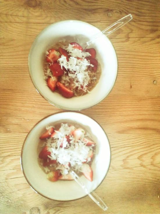 Breakfast Quinoa - Jacksonville