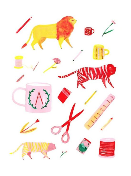 Illustration by Alice Ferrow