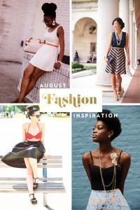 August Fashion Inspiration