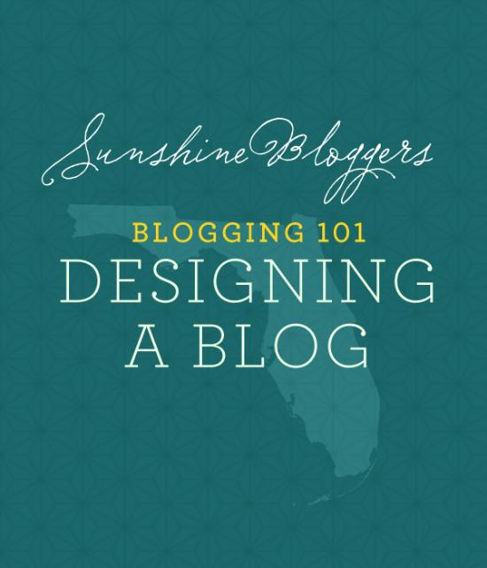 Blogging 101: Designing A Blog