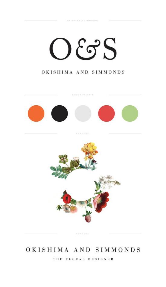Okishima & Simmonds Branding - Lauren Ledbetter