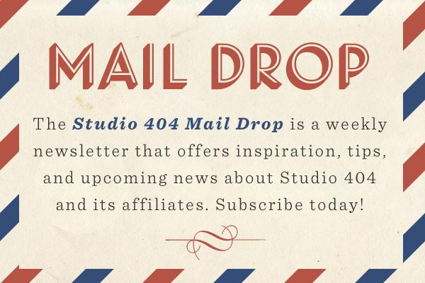 Studio 404 Mail Drop