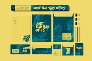 Twee Studio Brand Design - We and The Color