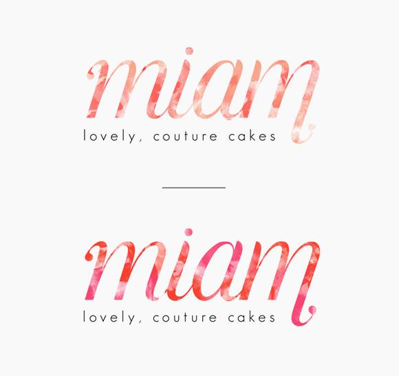 Miam Logo - Corina of Cocorrina