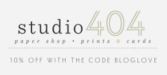 Shop Studio 404 Paper