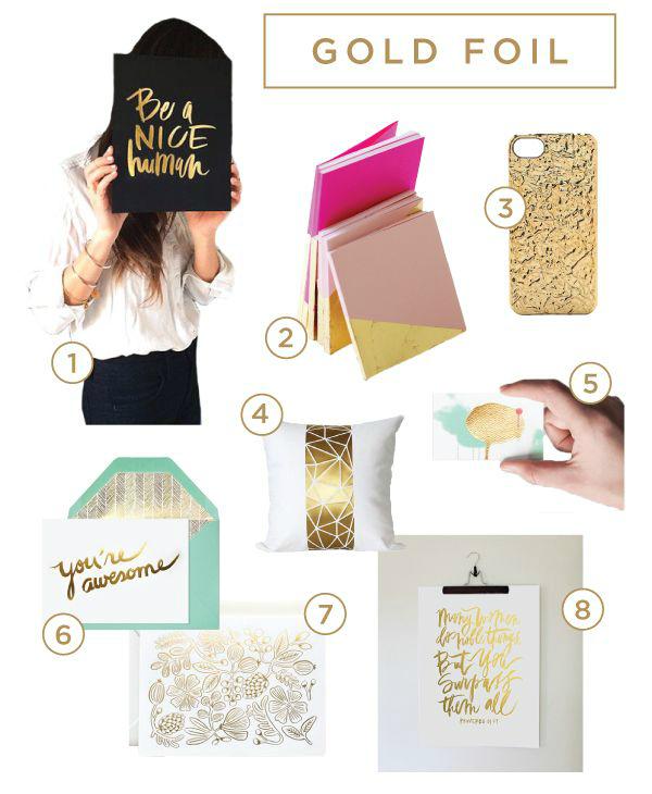 Gold Foil - Hibrid