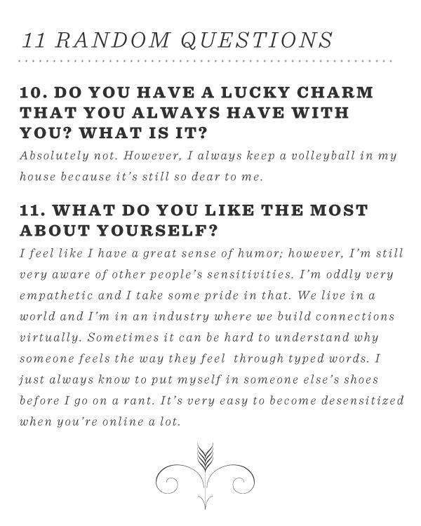 11 Questions - Studio 404