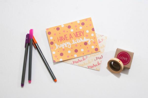 Mango Cards  - Studio 404