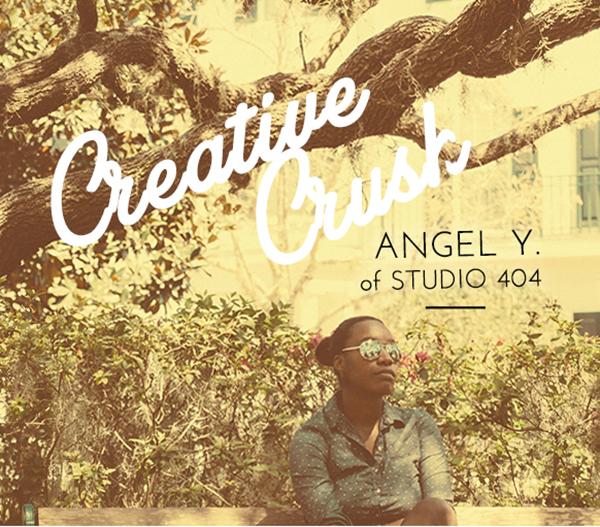 Creative Crush - Angel Y