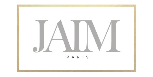 Jaim Paris Logo - Studio Meroe