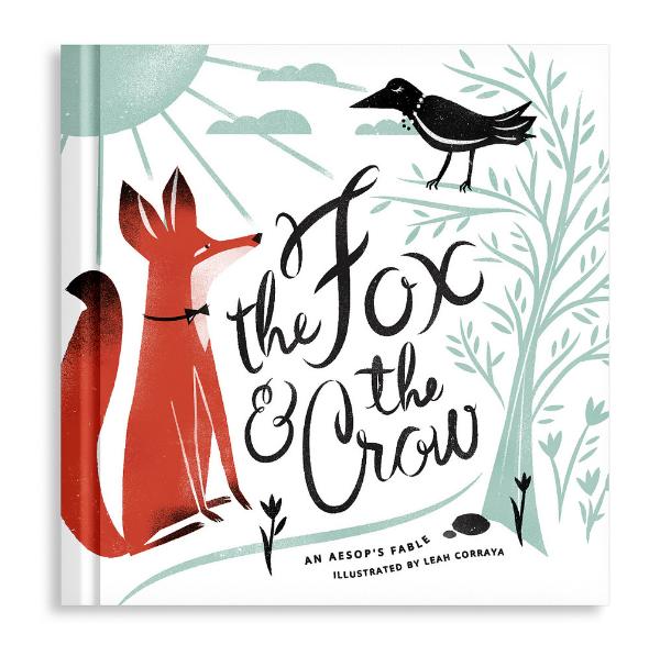 The Fox & The Crow - Leah