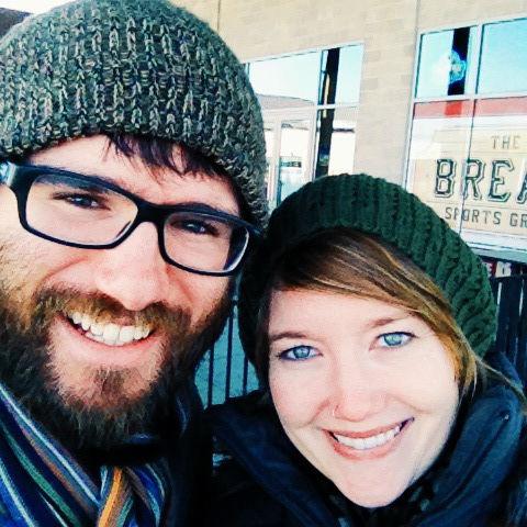 Lisa Yoder & Chad Ostrowski