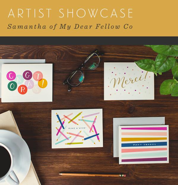 Artist Showcase - My Dear Fellow Co