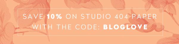 Studio 404 Shop