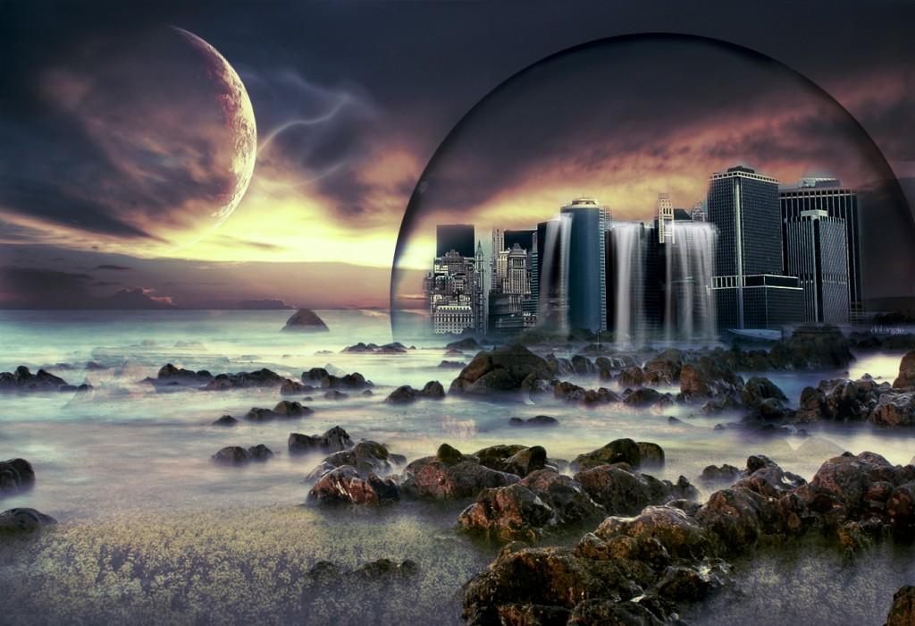 Atlantis - Photo Manipulation - Studio 404