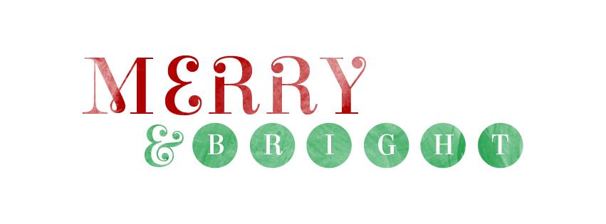 Merry and Bright - Jelly Design Studio