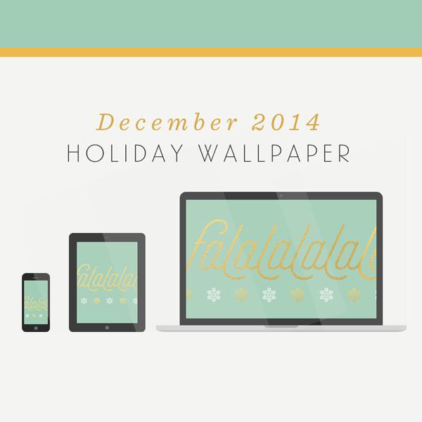 December 2014 Wallpaper