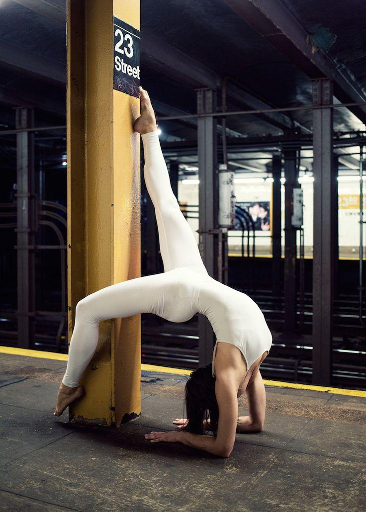 Urban Yoga - Ignant