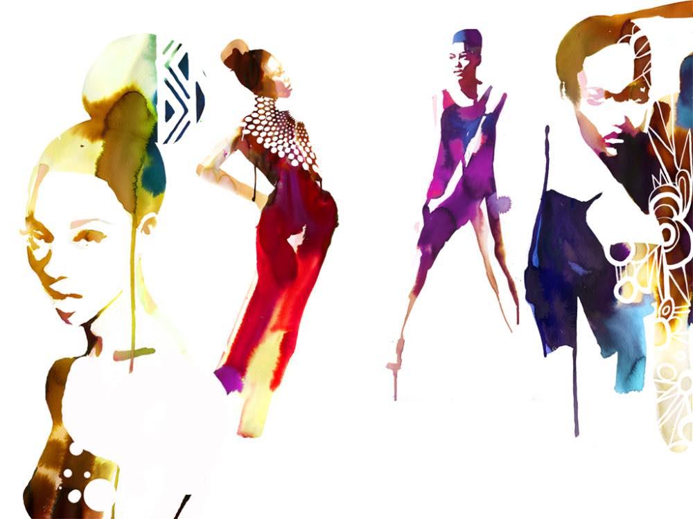 Lagos Fashion Week - Stina Persson
