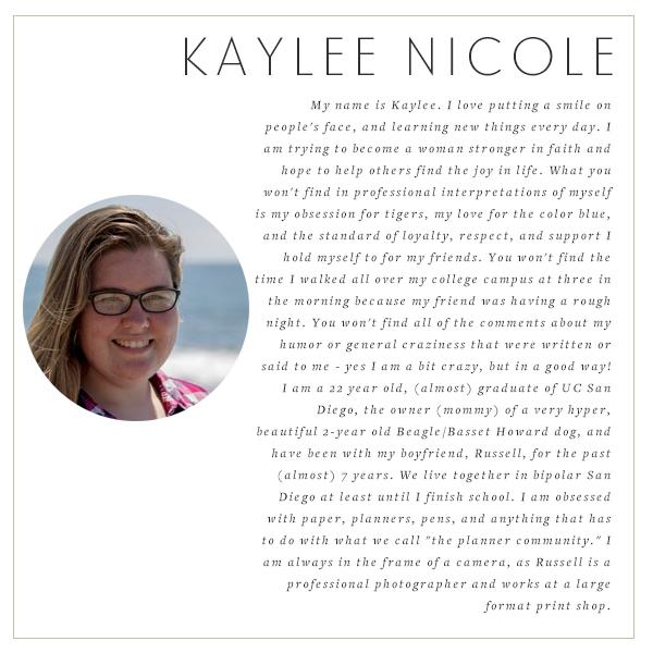 Kaylee Nicole