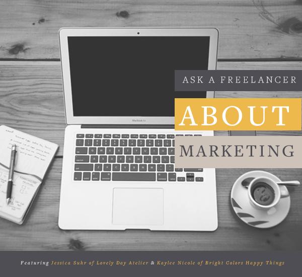 Ask A Freelancer - Marketing
