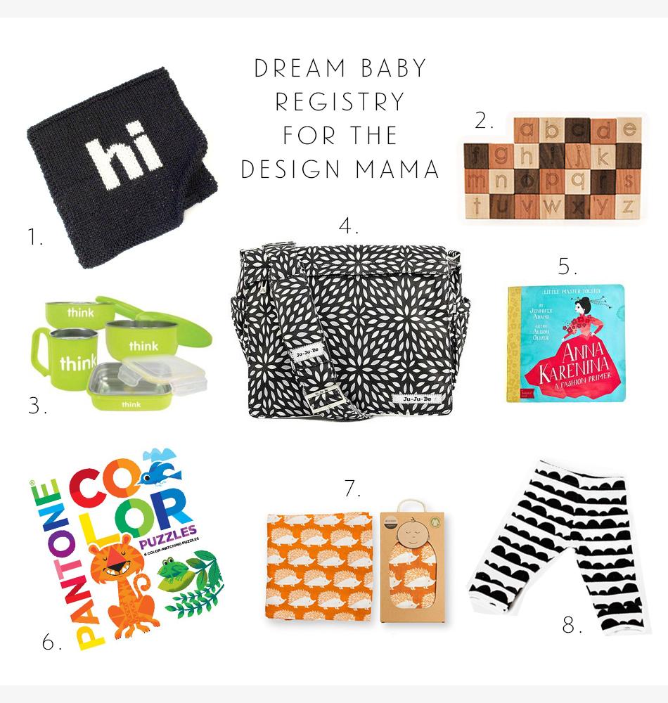 Design Mama Registry