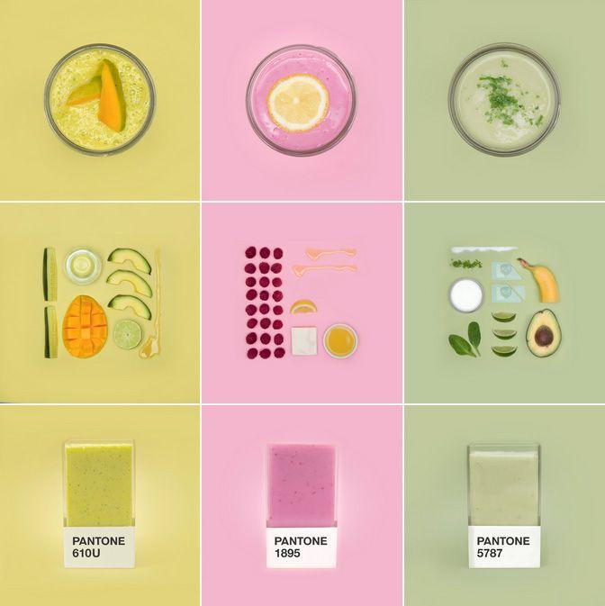 Pantone Smoothies - Quipsologies