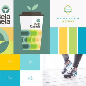 Health & Wellness Moodboard
