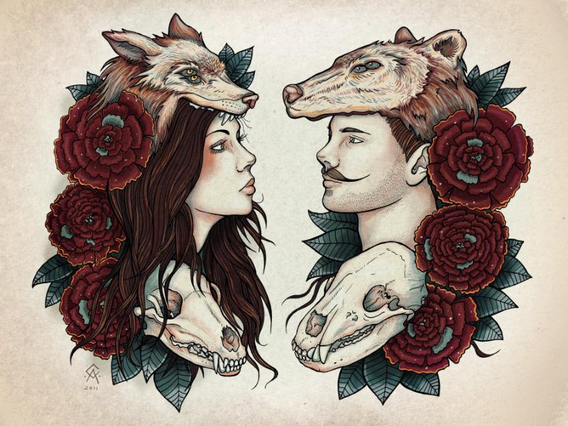 Corinne Alexandra Illustration