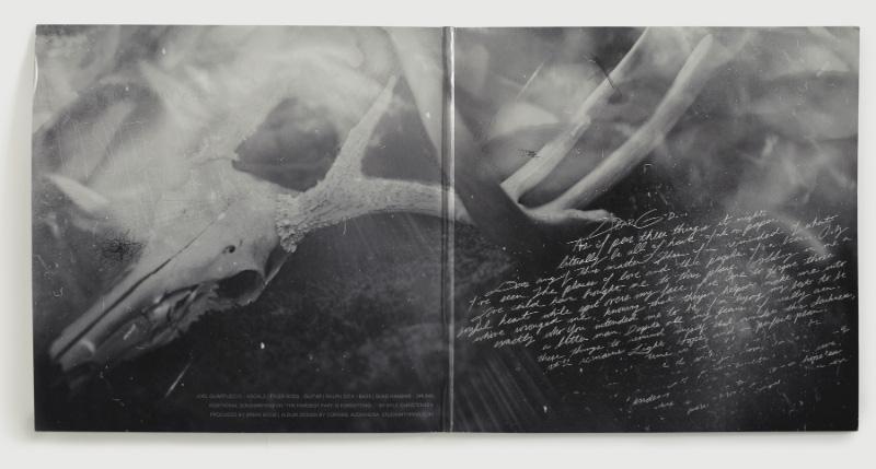 Album Artwork - Corinne Alexandra