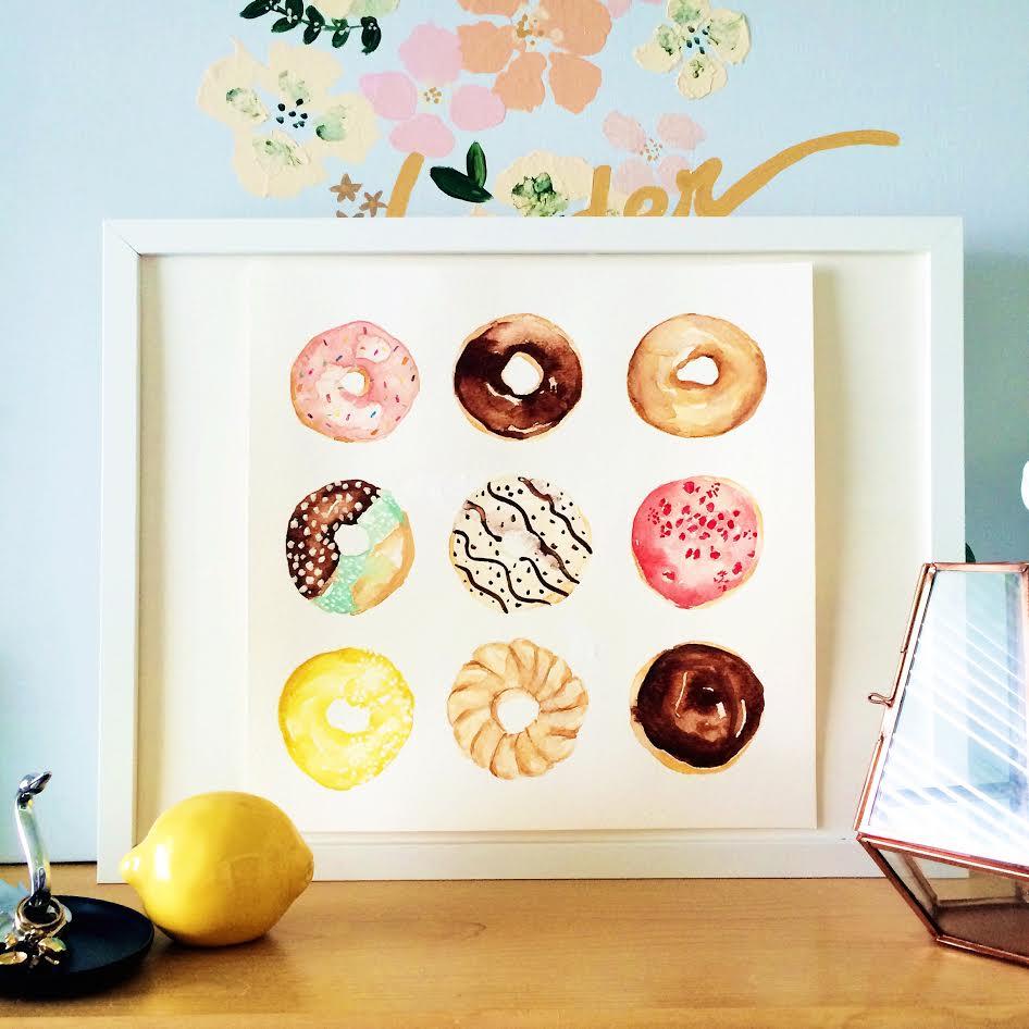 Andi Meija Donuts - Studio 404