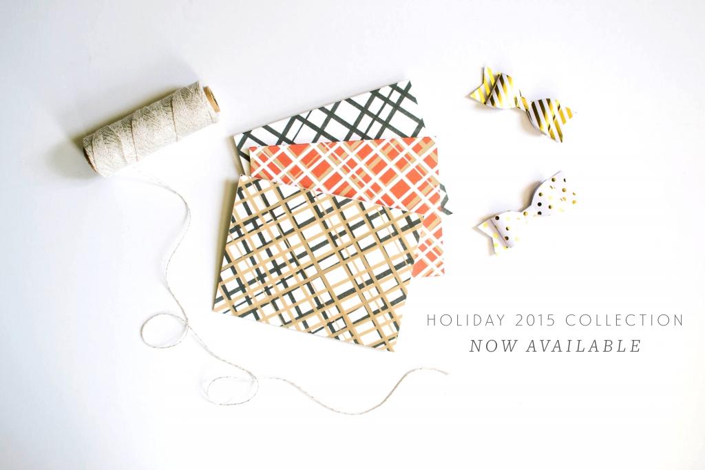 2015 Holiday Collection - Studio 404