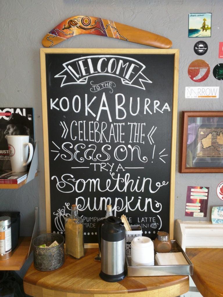 Kookaburra Coffee - St. Augustine, Florida - Studio 404