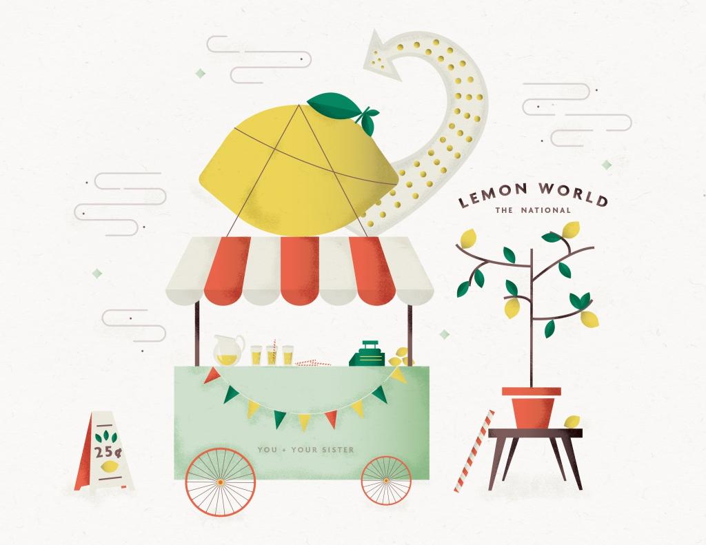 Lemon World - Bailey Sullivan