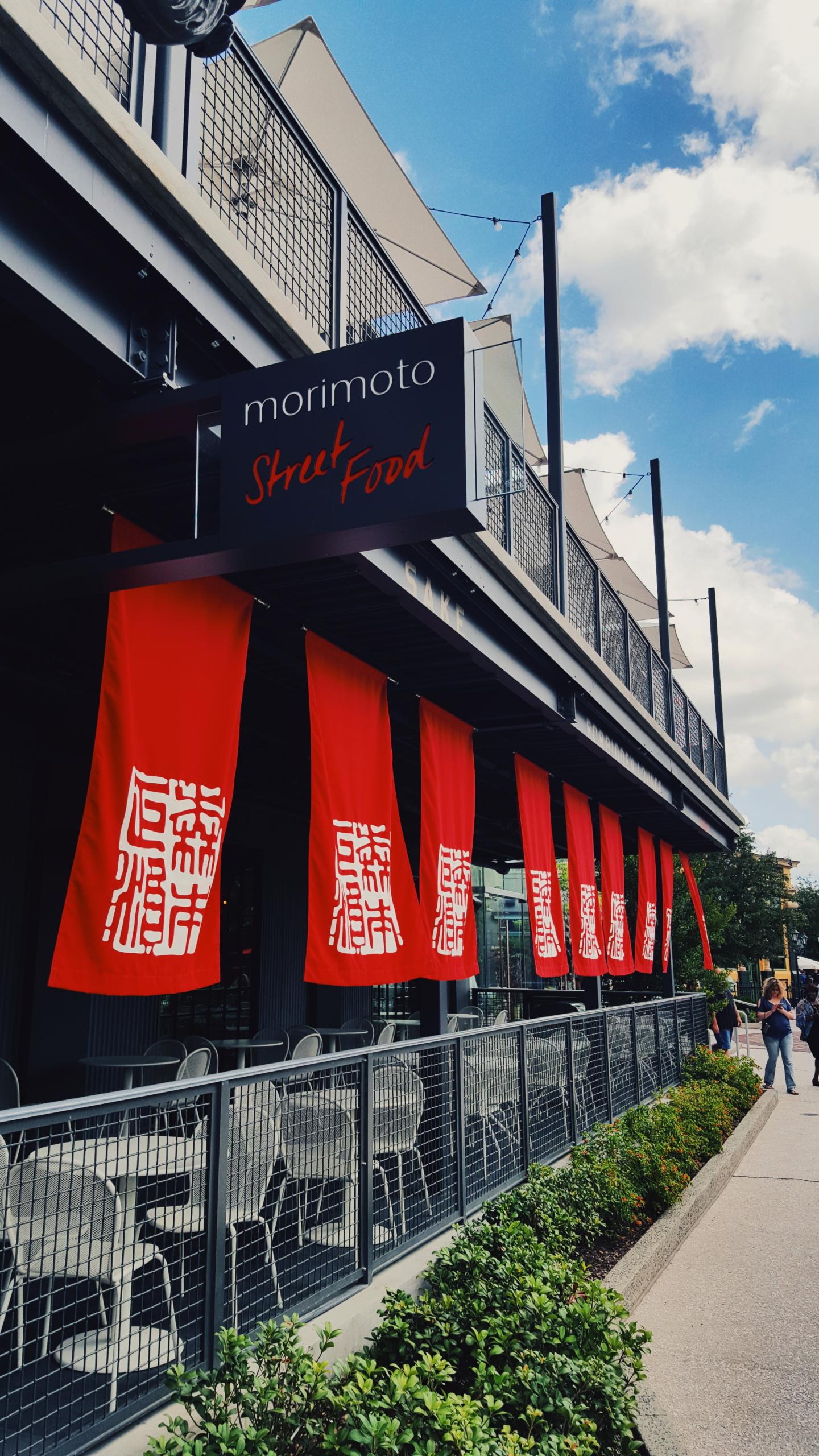 Morimoto Asia Street Food - Studio 404