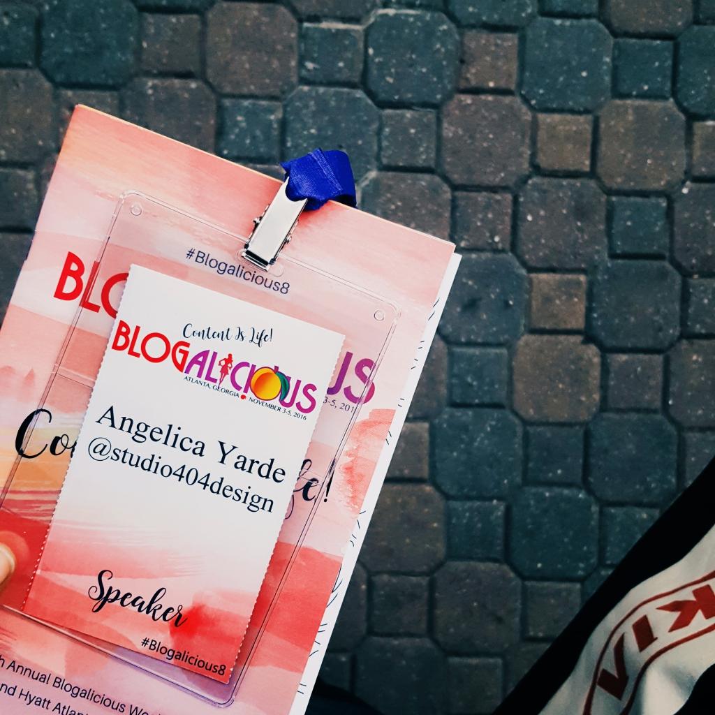 Blogalicious 2016 - Studio 404