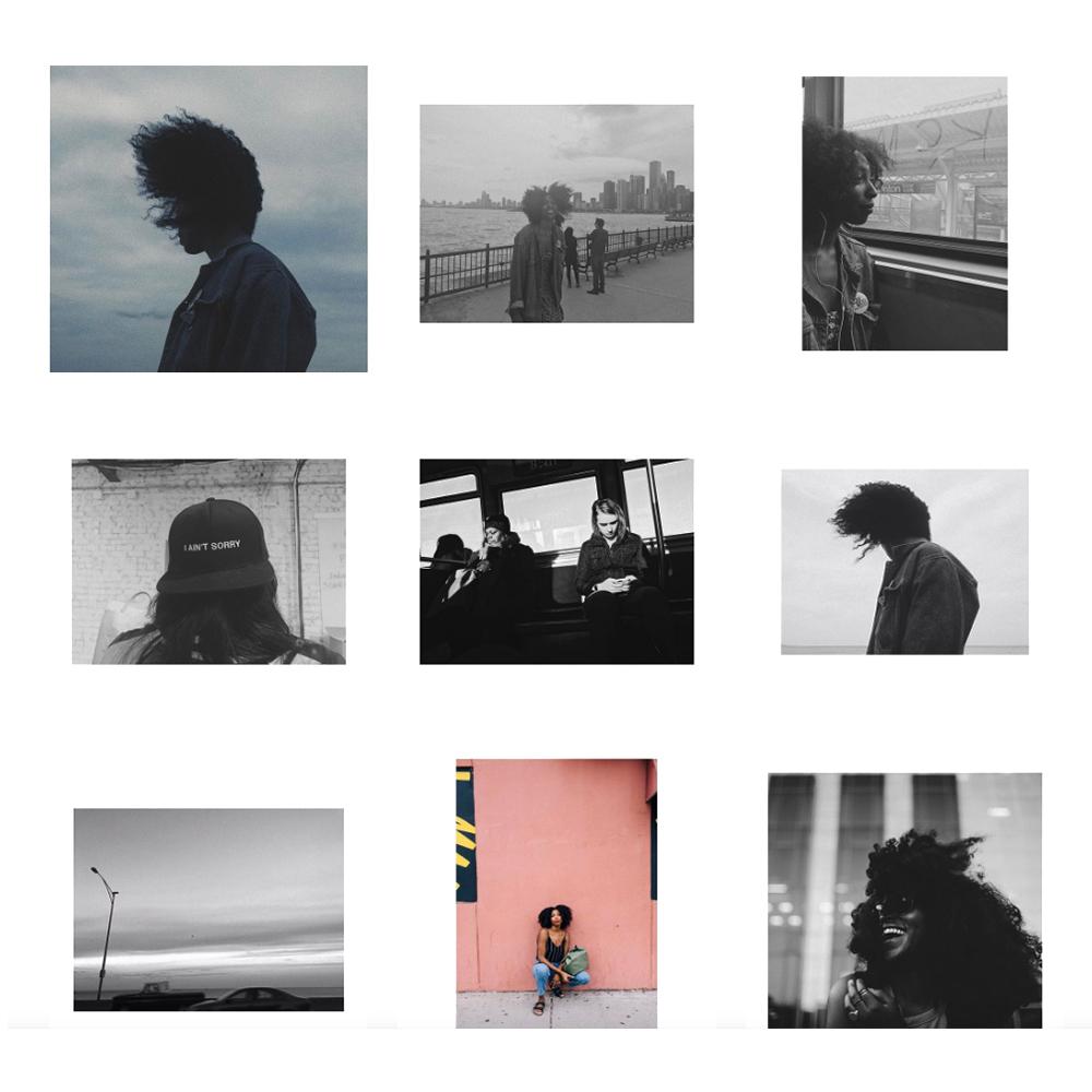Eric Michael Ward on Instagram - Studio 404 Blog